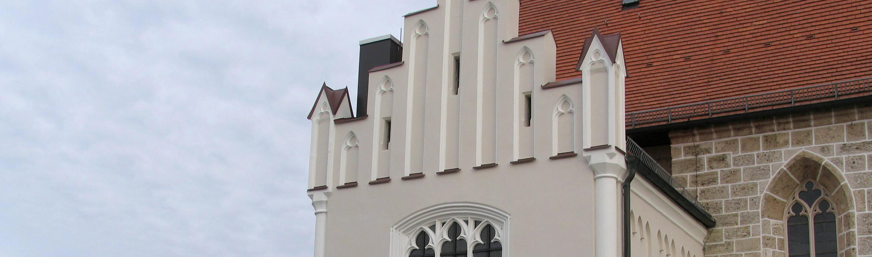 Restaurierung von Wandmalereien Kirchenmalerei und Vergoldungen ...